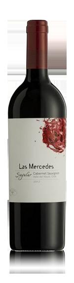 Las Mercedes Singular Cabernet Sauvignon 2014