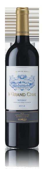 Le Grand Chai Médoc 2014