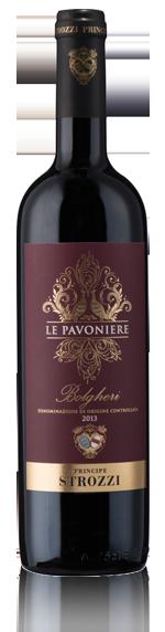 Le Pavoniere-Bolgheri Rosso Doc 2013
