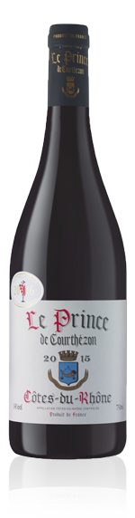 vin Le Prince De Courthezon Cdr 2015 Grenache