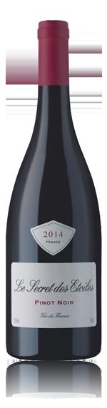 Le Secret Des Etoiles Pinot Noir 2014 Pinot Noir