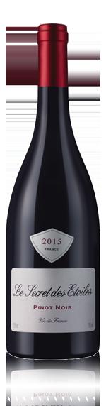 vin Le Secret Des Etoiles Pinot Noir Vdf 2015 Pinot Noir