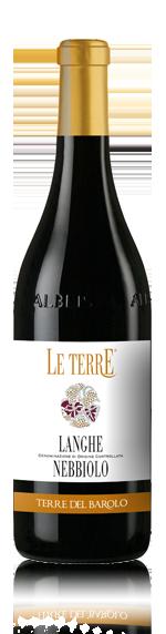 vin Le Terre Langhe Nebbiolo 2015 Nebbiolo