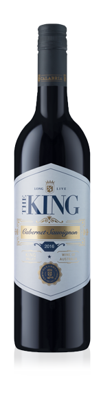 Long Live The King Cab Sauv 2016 Cabernet Sauvignon