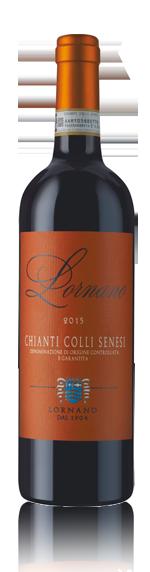 vin Lornano Chianti Colle Senesei 2015 Sangiovese
