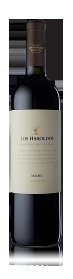 Los Haraldos Reserva Malbec 2015