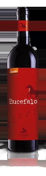 Lunaria Bucefalo Appassite Bio Rosso NV Montepulciano