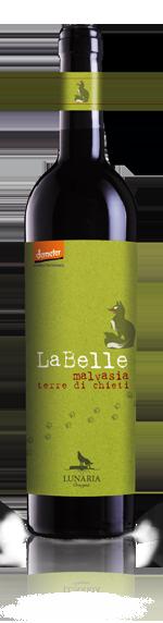Lunaria La Belle Bio Malvasia 2014 Malvasia