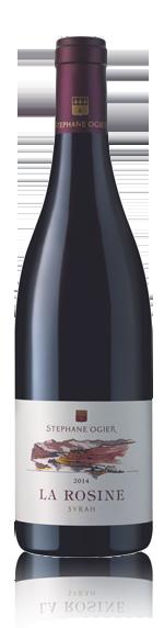 vin M & S Ogier D'ampuis La Rosine Syrah 2014 Syrah