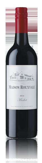 Maison Rouxvale Merlot 2014 Merlot
