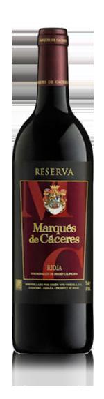 Marqués De Cáceres Rioja Reserva 2010