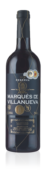Marqués De Villanueva Reserva 2012