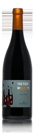 Mas Del Perie You Fuck My Wine? 2015 Malbec
