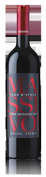 Massivo Nero d'Avola 2013 Nero d'Avola