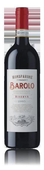 Monsparone Barolo Riserva Docg 2005 Nebbiolo