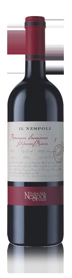 vin Il Nespoli Riserva 2013 Sangiovese