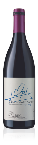 vin Opi Malbec Mendoza 2016 Malbec