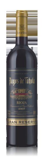 vin Pagos De Tahola Gran Reserva 2007 Tempranillo