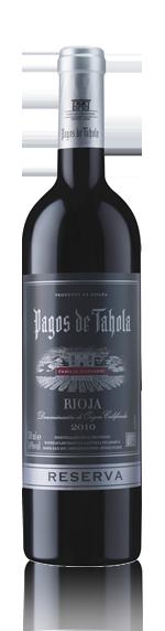 Pagos De Tahola Rioja Reserva 2010