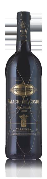 vin Palacio Del Conde Gran Res 2010 Tempranillo
