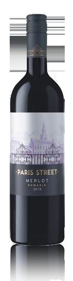 Paris Street Merlot 2015
