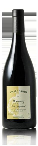 Pierre Damoy Marsannay Les Longeroeis 2011 Pinot Noir