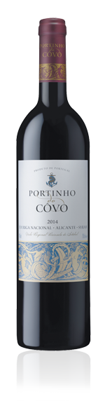 Portinho Do Côvo Red 2014 Red Blend