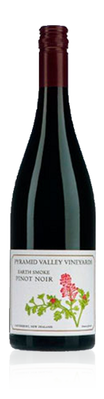 vin Pyramid Valley Earth Smoke Pinot Noir 2013 Pinot Noir