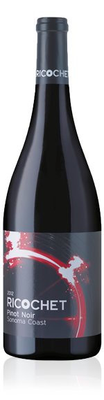 Ricochet Sonoma Coast Pinot Noir Pinot Noir