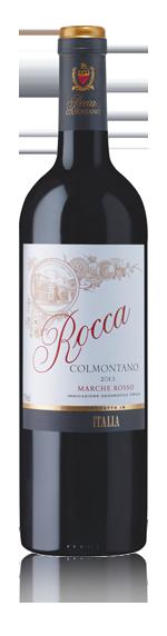 Rocca Colmontano Rosso 2013 Sangiovese
