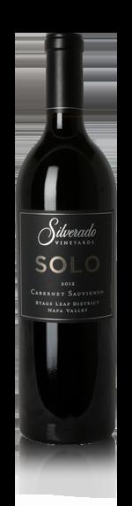 vin Silverado Solo Cabernet Sauvignon 2012 Cabernet Sauvignon