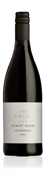 Stark-Condé The Grail Pinot Noir 2013 Pinot Noir