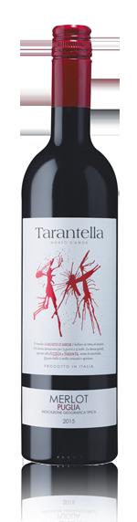 Tarantella Merlot Igp 2015