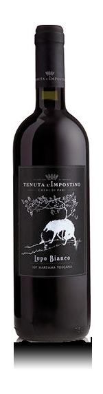 vin Tenuta L'impostino Lupo Bianco 2011 Sangiovese