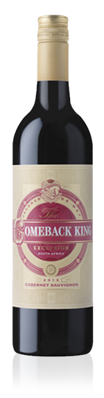 The Comeback King Cabernet 2013 Cabernet Sauvignon
