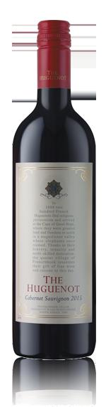The Huguenot Cabernet Sauvignon 2015