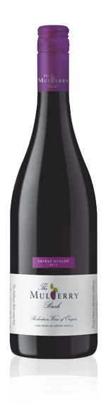 The Mulberry Bush 2015 Shiraz