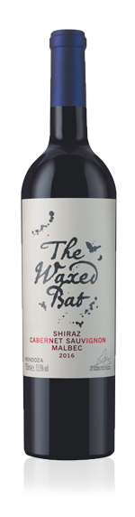 The Waxed Bat Shiraz Cabernet Malbec 2016