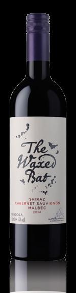 The Waxed Bat Shiraz Cabernet Malbec 2014 Cabernet Sauvignon