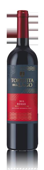 vin Torretta Del Lago Rosso 2015 Nero d'Avola