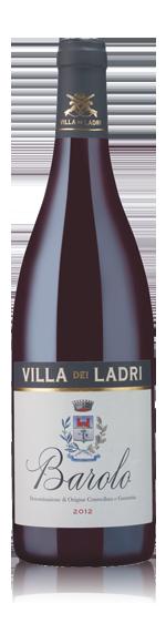 vin Villa Dei Ladri Barolo 2012 Nebbiolo