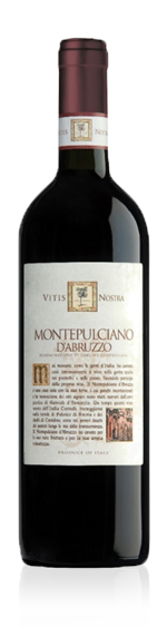 Vitis Nostra Montepulciano D'abruzzo 2015