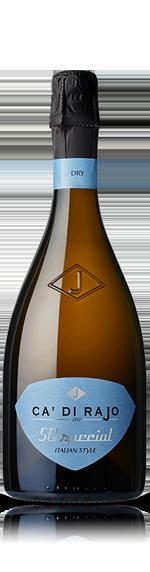 vin Ca' di Rajo 50 Special Bianco Spumante Nv Glera