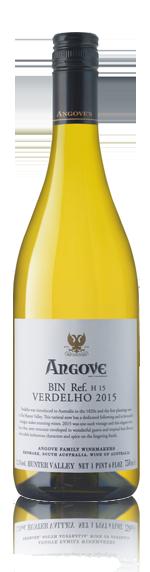 vin Angove Verdelho 2015 Verdelho