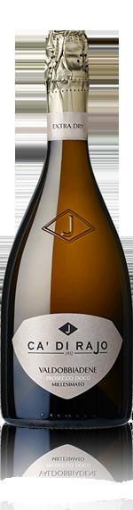 vin Ca' di Rajo Prosecco Superiore Millesimato Extra Dry 2015 Magnum Glera
