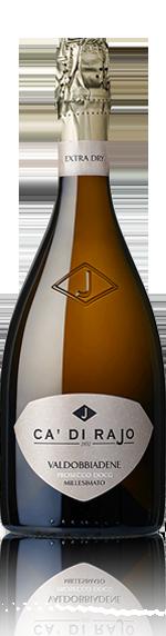 vin Ca' di Rajo Prosecco Superiore Millesimato Extra Dry 2015 Glera