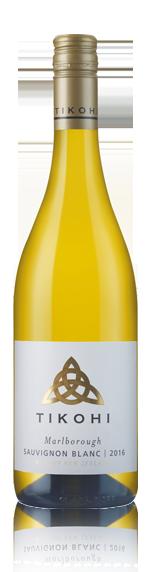 vin Tikohi Marlborough Sauv Blanc 2016 Sauvignon Blanc