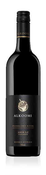 vin Alkoomi Black Label Shiraz Viognier 2016 Shiraz