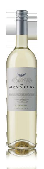 vin Alma Andina Torrontés 2016 Torrontés