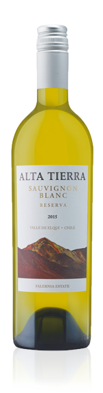 Alta Tierra Sauvignon Blanc Reserva 2015